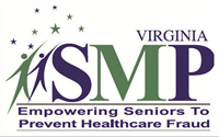 Virginia Senior Medicare Patrol (Virginia SMP) logo